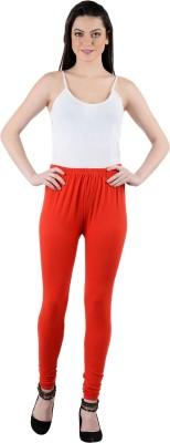 Mynte Women's Red Leggings