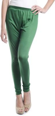 Samridhi Women's Green Leggings