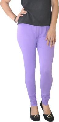 Round Off Women's Purple, Blue, Dark Blue Leggings