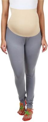 Kriti Ethnic Maternity Women's Maternity Wear Grey Leggings