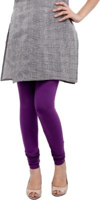 Ridhi Women's Purple Leggings