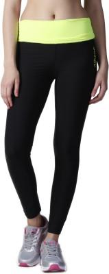 Atheno Women's Black Leggings