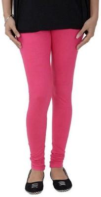 Fashioncrush Women's Pink Leggings