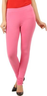 New Darling Women's Pink Leggings