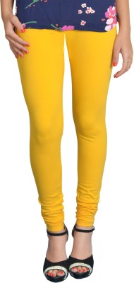Set Women's Yellow Leggings