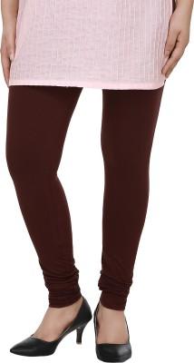 Dlina Women's Brown Leggings