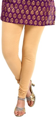 Sohniye Women's Beige Leggings