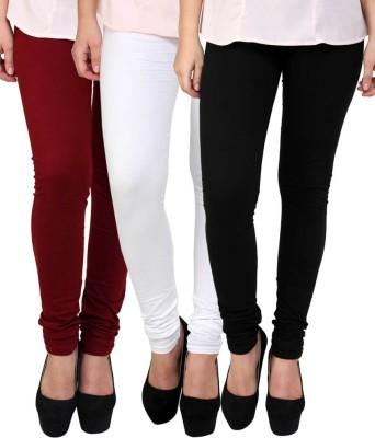 Lasunj Women's Multicolor Leggings