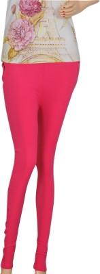 AMAZE FAB Women's Pink Jeggings