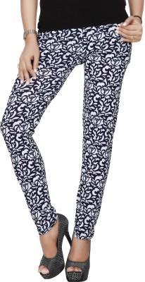 Comix Women's Blue, White Leggings