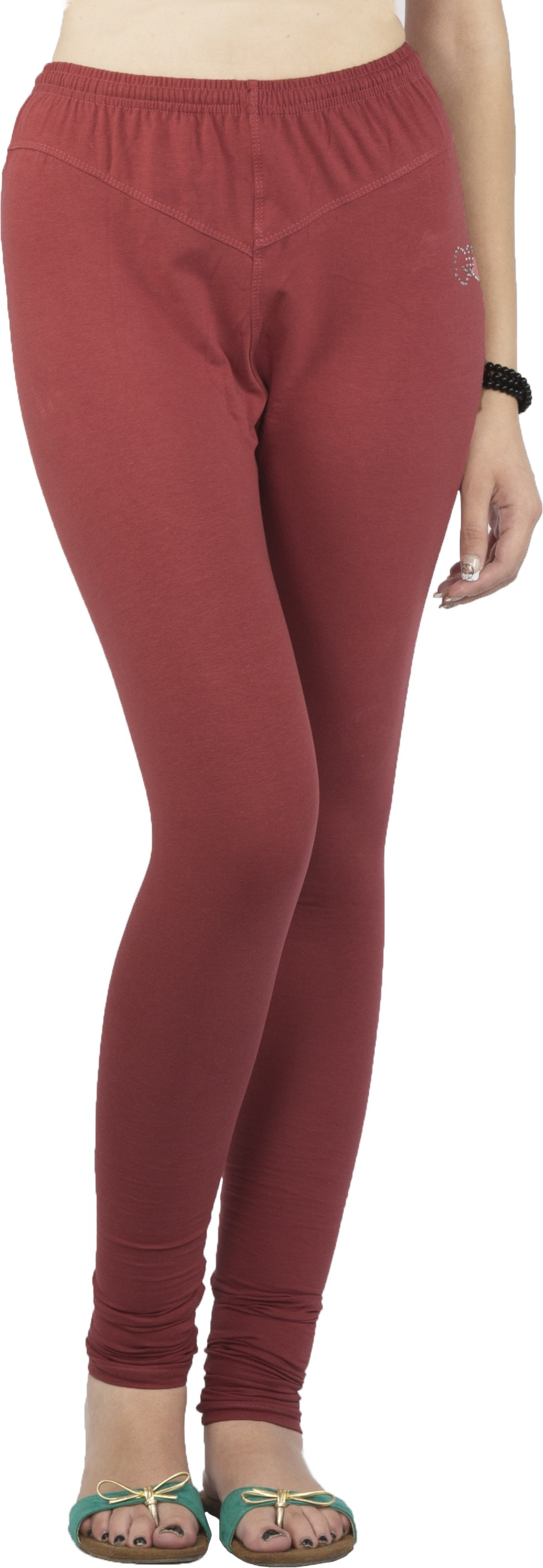Jublee Womens Brown Leggings