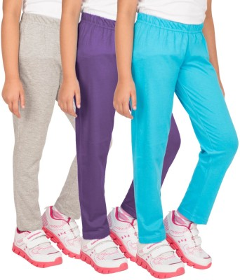 Ocean Race Girl's Multicolor Leggings