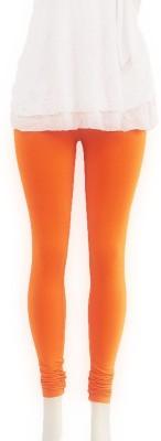 Bright deals Women's Orange Leggings