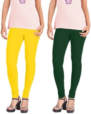Hbhwear Women's Yellow Leggings
