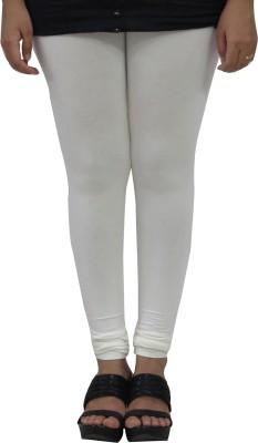HiNa Women's Beige Leggings