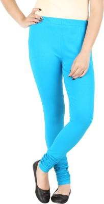 Garudaa Garments Women,s Light Blue Leggings