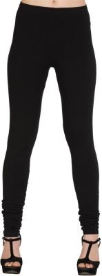 Xora Women's Black Leggings