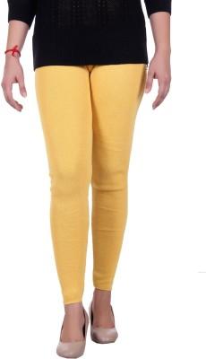 Sellsy Women's Yellow Leggings