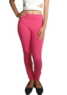 Oomph Factor Women's Pink Leggings