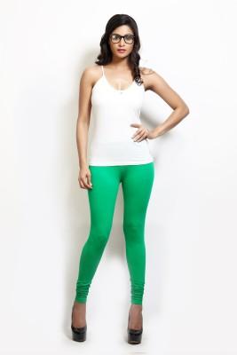 Design Classics Women's Green Leggings
