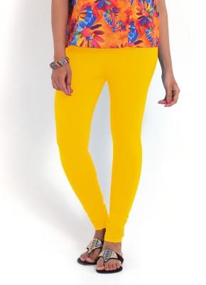 Indiwagon Women's Light Green Leggings