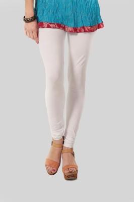 Angel Soft Women's White Leggings