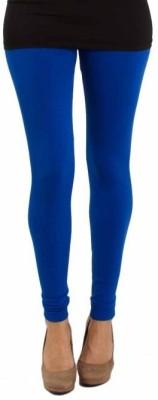 Desi Fusion Women's Dark Blue Leggings