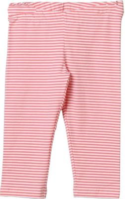 Beebay Girl's Pink Leggings