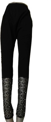 Good Life Stuff Women's Black Leggings