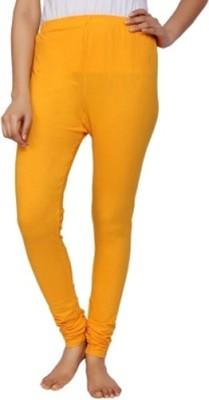 INKINC Women's Yellow Leggings