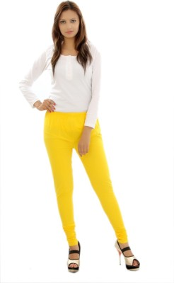 Mountain Colours Women's Yellow Leggings