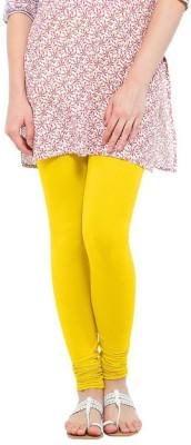 Lard Women's Yellow Leggings