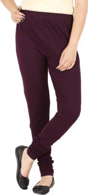 Garudaa Garments Women,s Purple Leggings