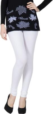 VERMELLO Women's White Leggings