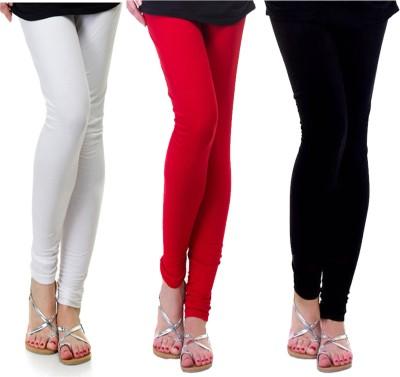 Archway Women's White, Red, Black Leggings