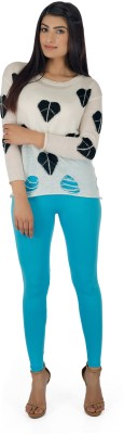 Legrisa Fashion Women's Light Blue Leggings