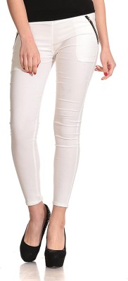 Concepts Women's White Jeggings