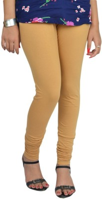 Hirshita Leggingss Women's Beige Leggings