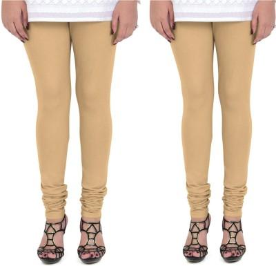 SSD Women's Beige Leggings