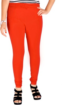 Dolphin Women's Orange Leggings