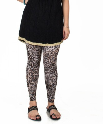 SXY! Women's Brown Leggings