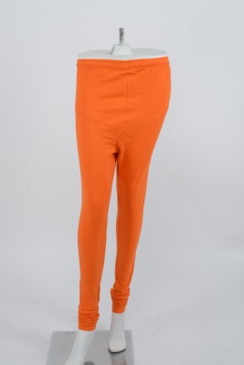 Carnival Girl's Orange Leggings