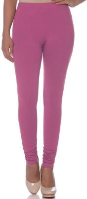 Designerkarts Women's Pink Leggings