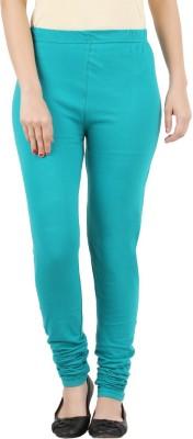 Garudaa Garments Women,s Dark Green Leggings