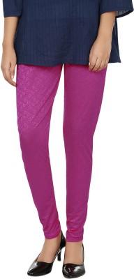 Lavish Women,s Pink Leggings
