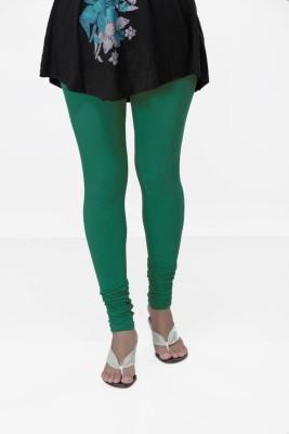 Ankita Women's Light Green Leggings