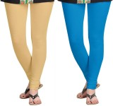 Zacharias Women's Beige, Light Blue Legg...