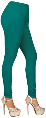 The perfect comfort Women's Green Leggings