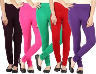 Fit & Fashion Women's Multicolor Leggings