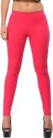 Frenchtrendz Women's Pink Jeggings best price on Flipkart @ Rs. 897